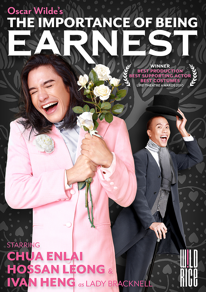 The Importance of Being Earnest - Macao 2014