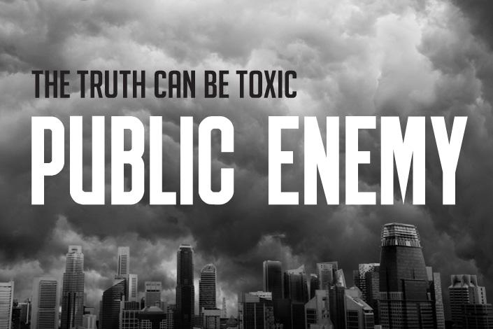 Public Enemy WR web event page banner